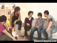 Boyz Over Flowers Erotic Group Sex Sex