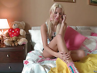 Sweetheart is giving stud a wild riding after oral job session