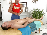 Explicit jock suckingy and wild gay bangings