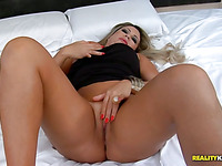 Anal penetration is being organized for a horny Brazilian slut