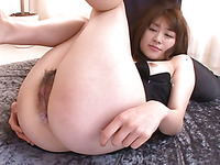 Sexy Japanese women are serving their wet anal tunnels