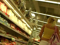 Beguiling blond girlie Jasmine A from street gets fucked