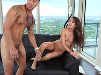 Mate satisfies aroused Gia Paige