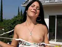 Curvaceous sweetie Paige is drilled for hours