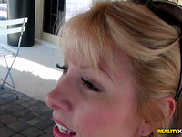 Dude bangs his pleasing latin blond Veronica