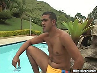 Sweet latin Isabella gets fully pleased