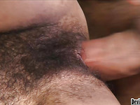Your Mommy's Hirsute Twat #12