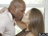 Dani Daniels interracial Massage