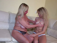 Old and Youthful Lesbo - Old and Youthful Lesbo - old & juvenile aged