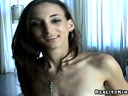 Worshipped darling Hazel gets snatch licked