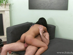 Tempting Reka provides carnal pleasures with her wet pussy